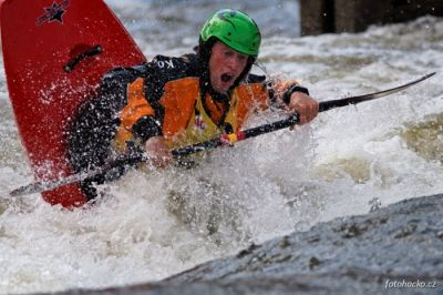 Fotka pro galerii Prague Whitewater Rodeo - World Cup